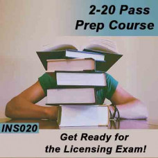 Florida: Cram Course - 2-20 General Lines Agent Pass Prep Course